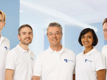Das Team der HNO-Ärzte